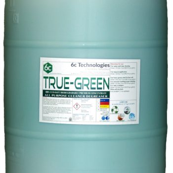 True Green All Purpose Cleaner 55 gallon